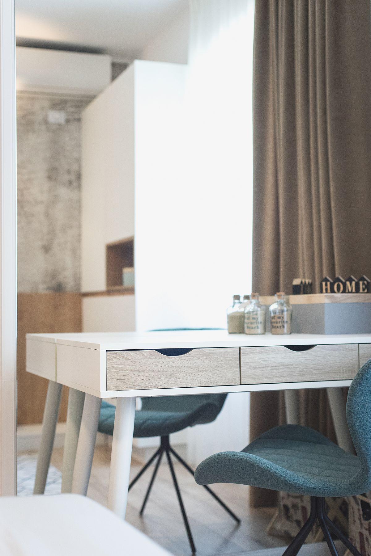 adelaparvu.com despre amenajare apartament 3 camere Bucuresti, designer Cristina Micu (6)