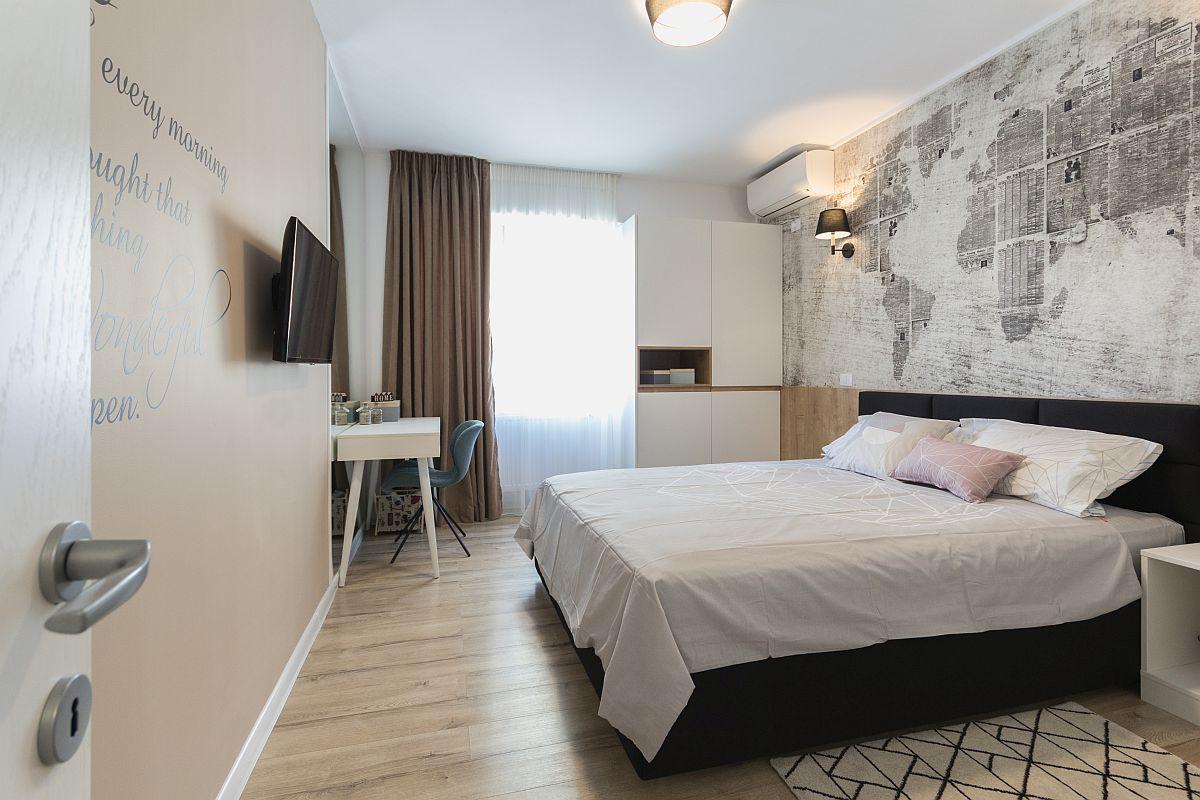 adelaparvu.com despre amenajare apartament 3 camere Bucuresti, designer Cristina Micu (7)