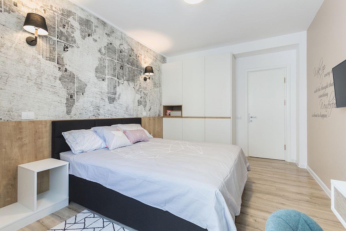adelaparvu.com despre amenajare apartament 3 camere Bucuresti, designer Cristina Micu (8)