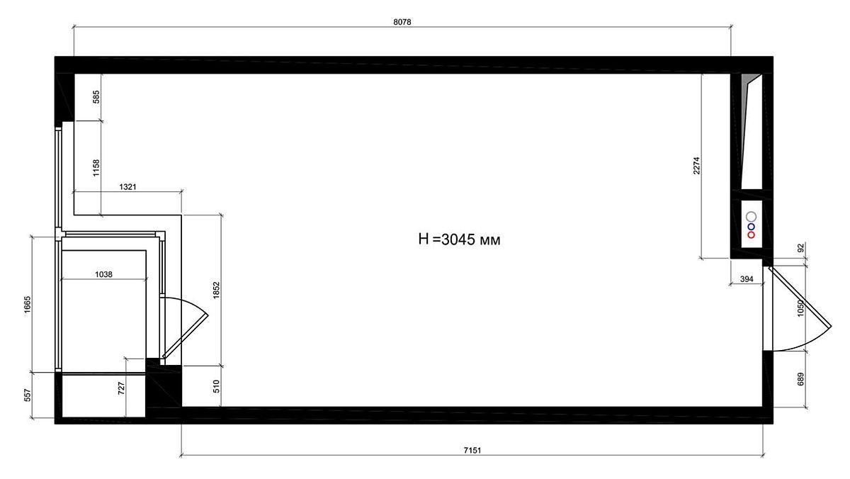 adelaparvu.com despre amenajare garsoniera de 32 mp (14)