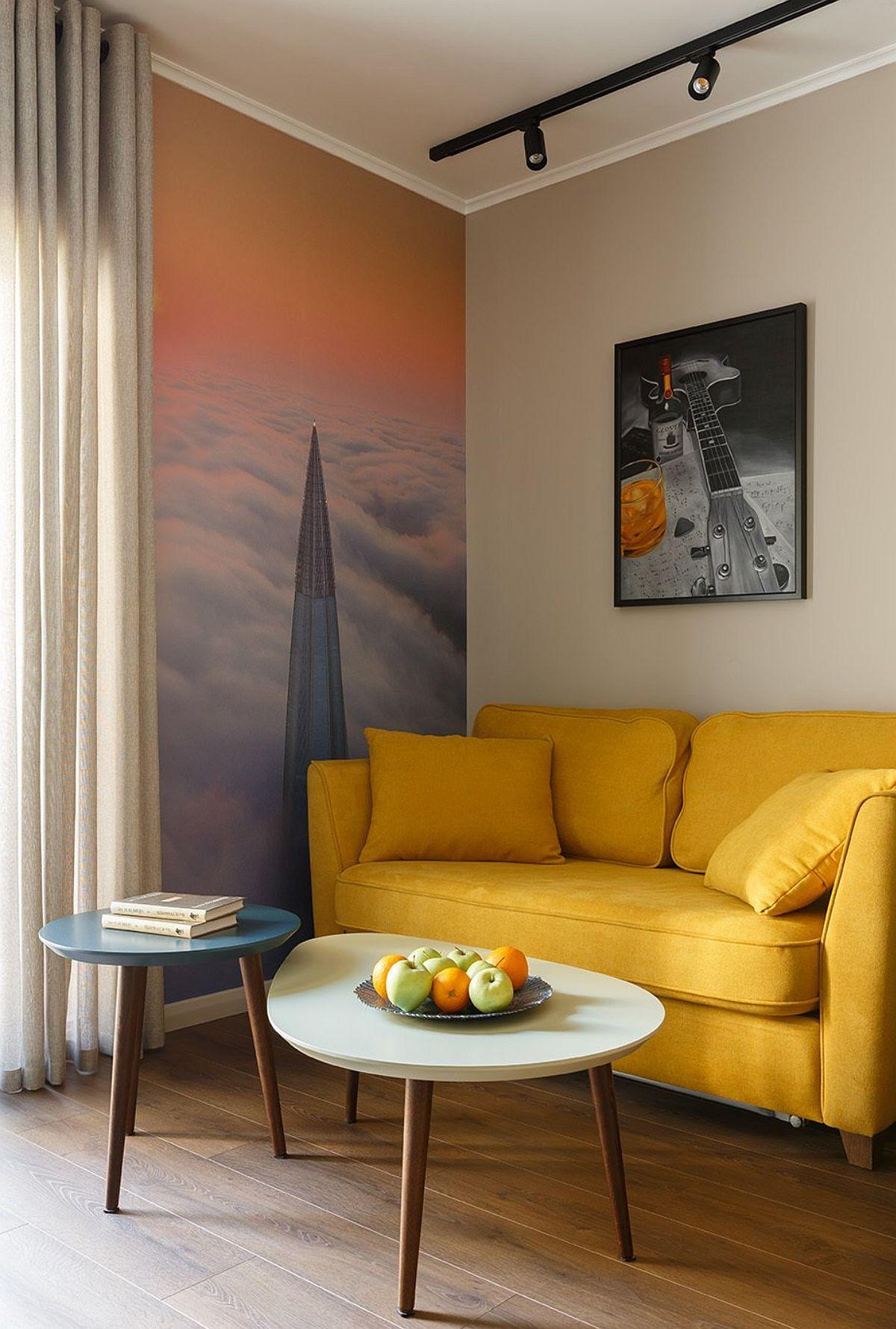adelaparvu.com despre amenajare studio 44 mp, designer Julia Kaufeldt, Foto Ivan Sorokin (3)
