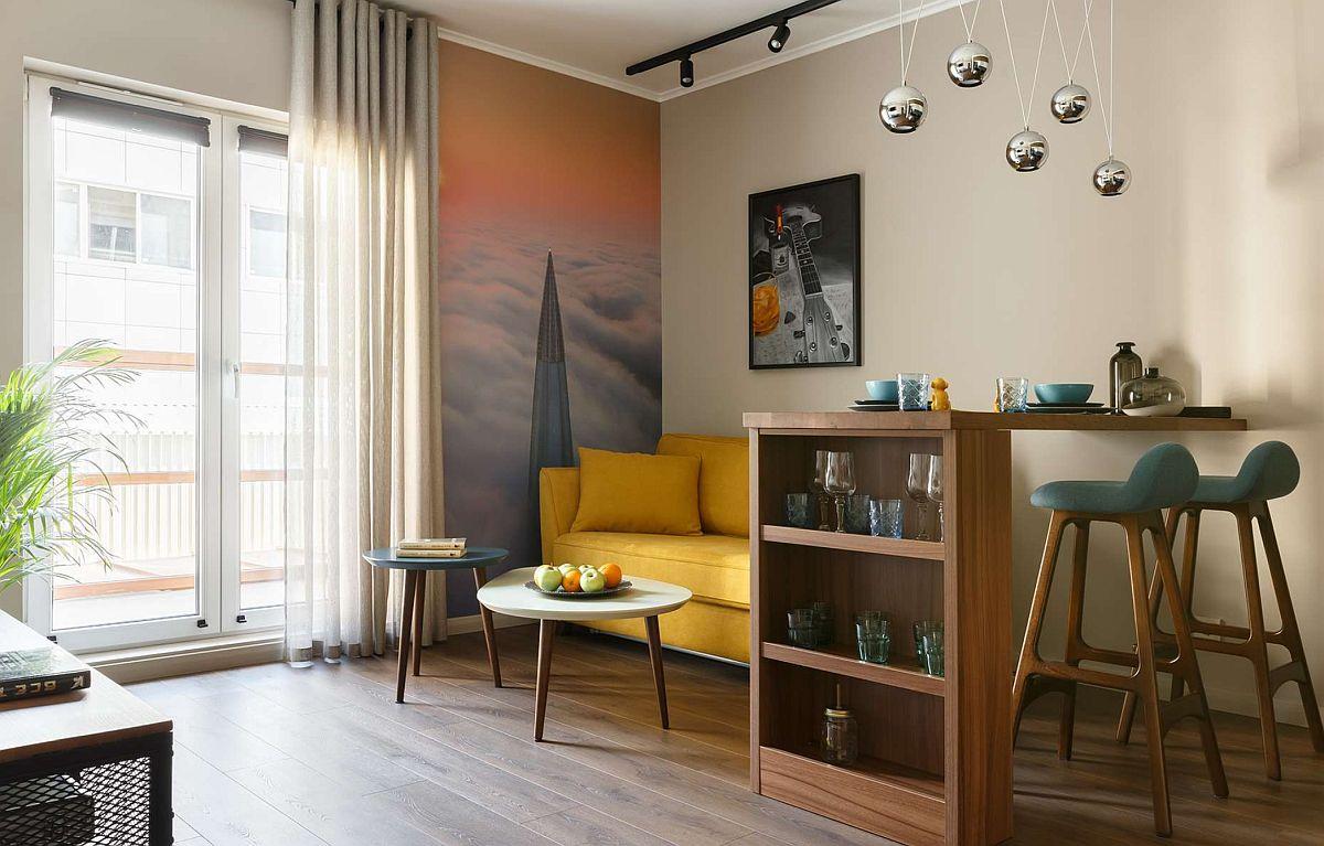 adelaparvu.com despre amenajare studio 44 mp, designer Julia Kaufeldt, Foto Ivan Sorokin (6)