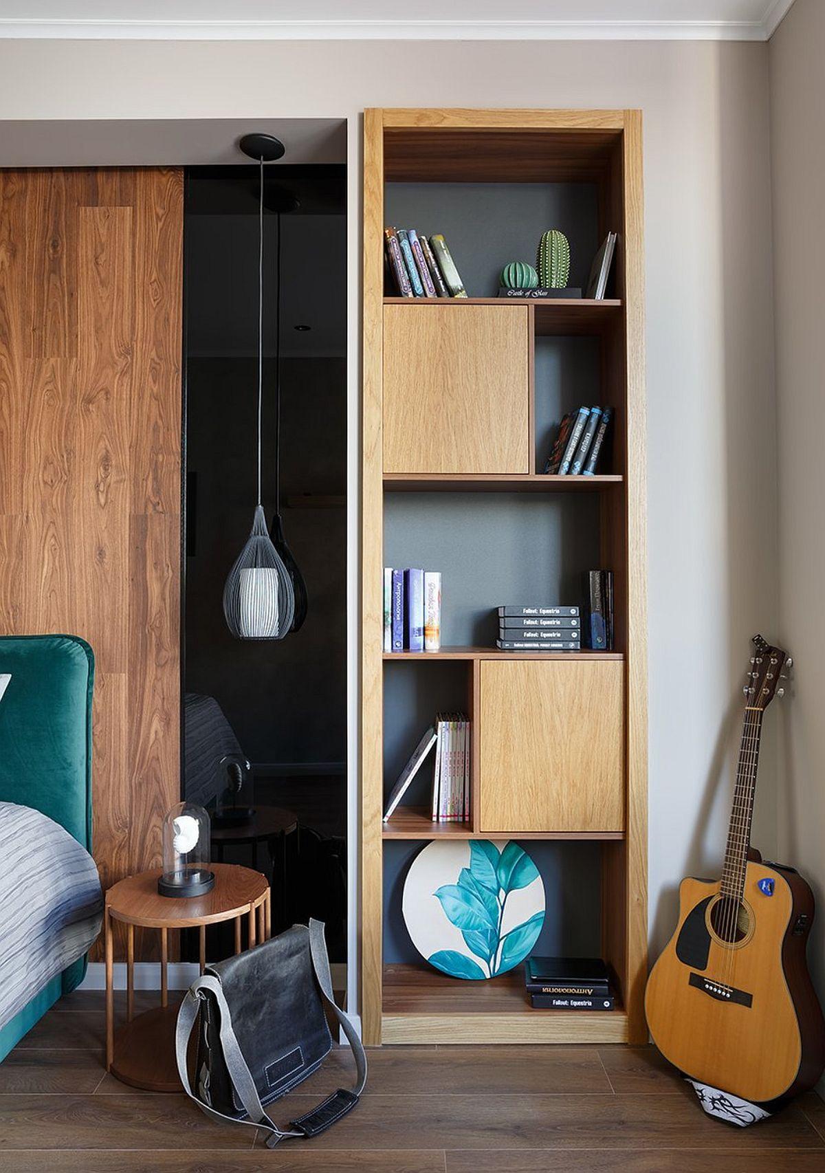 adelaparvu.com despre amenajare studio 44 mp, designer Julia Kaufeldt, Foto Ivan Sorokin (7)