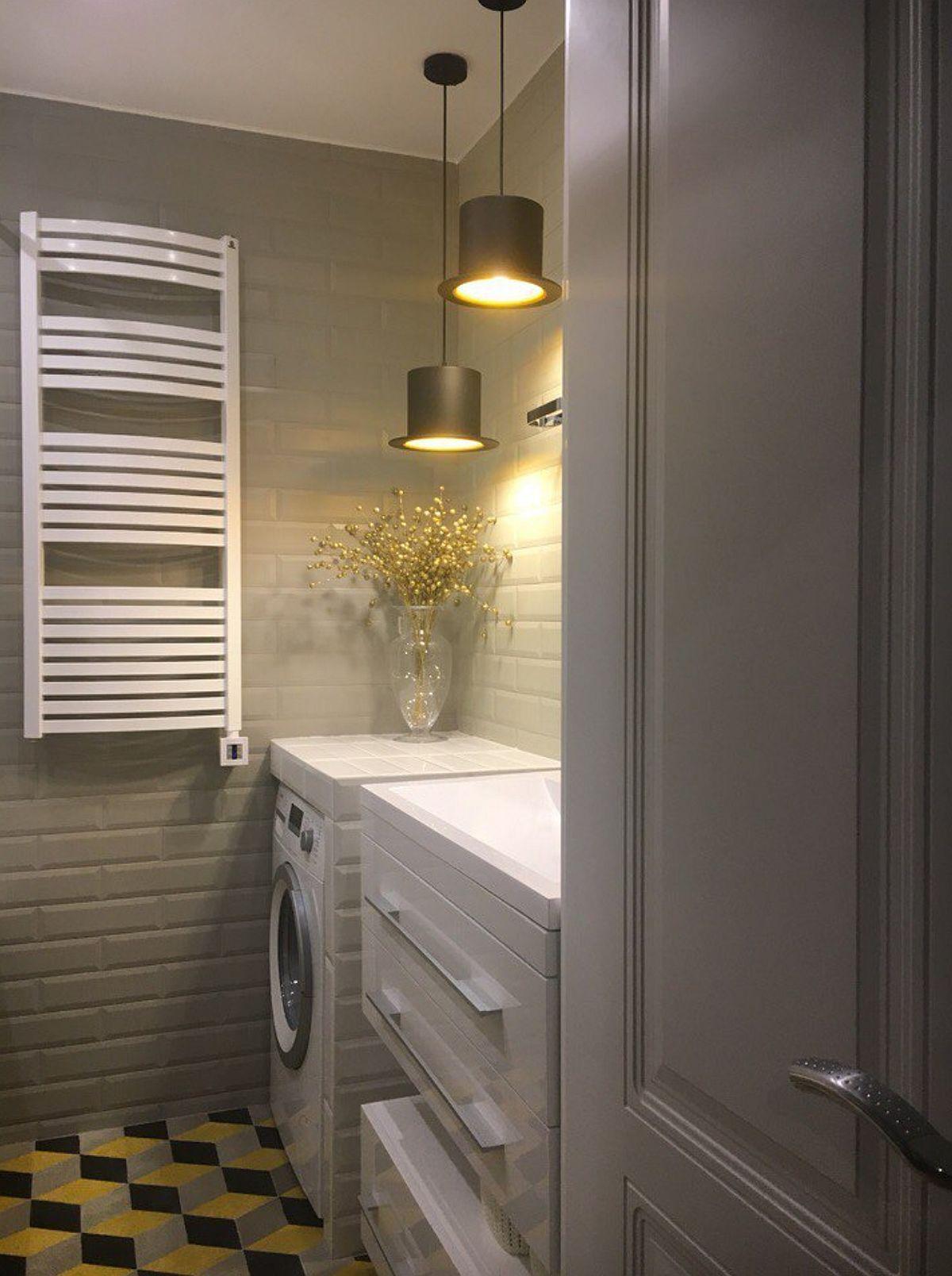 adelaparvu.com despre amenajarea apartament 2 camere pentru familie de 5 persoane, design Helenka Design, Foto Foto Boris Bochkarev (12)