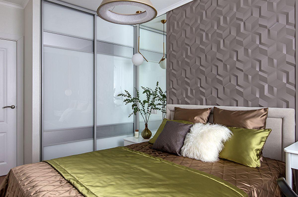 adelaparvu.com despre amenajarea apartament 2 camere pentru familie de 5 persoane, design Helenka Design, Foto Foto Boris Bochkarev (3)