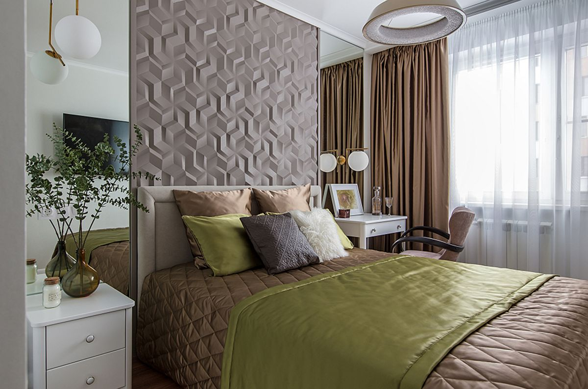 adelaparvu.com despre amenajarea apartament 2 camere pentru familie de 5 persoane, design Helenka Design, Foto Foto Boris Bochkarev (5)