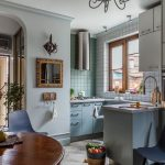 adelaparvu.com despre apartament 70 mp, design NMProject, Foto Mikhail Chekalov (3)