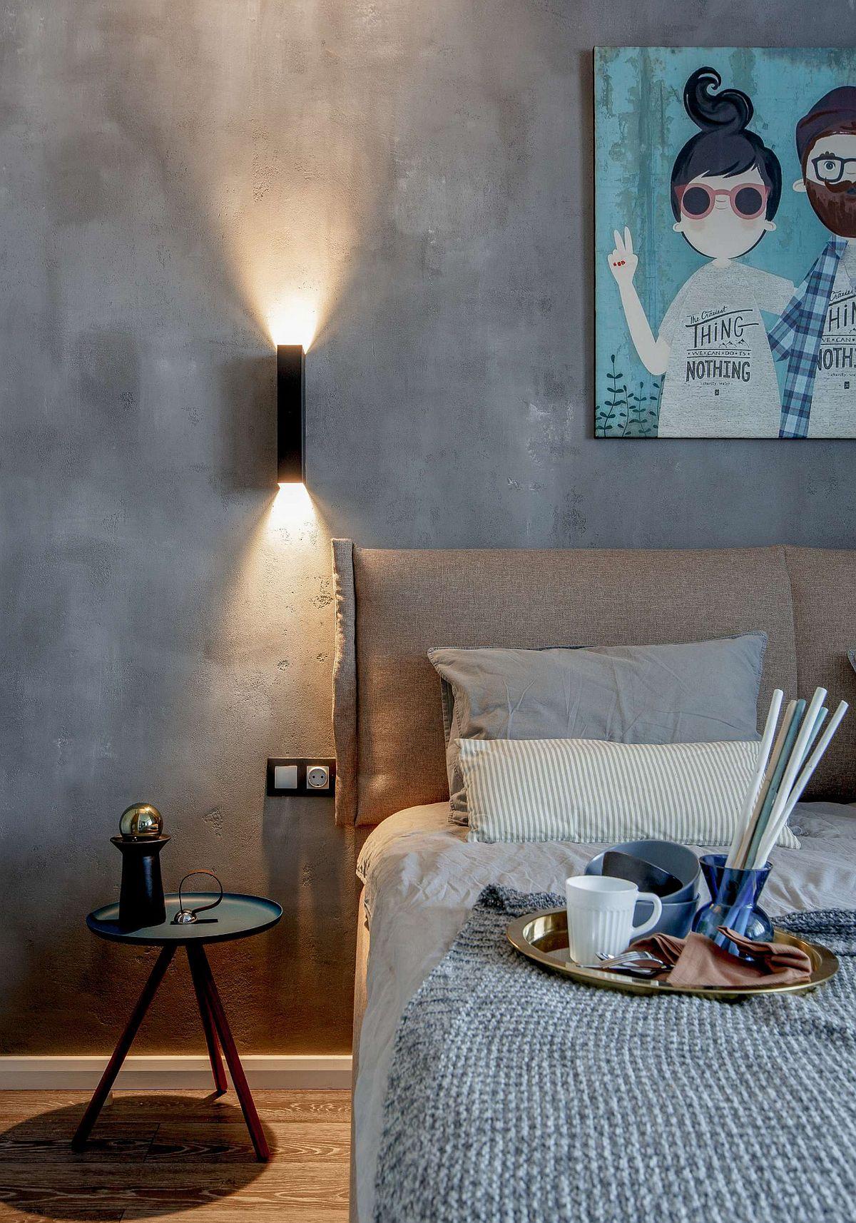 adelaparvu.com despre apartament 91 mp pentru o familie cu 4 copii, designer Aigul Sultanova, Foto Roman Spiridonov (10)