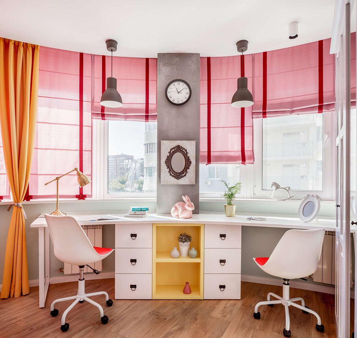 adelaparvu.com despre apartament 91 mp pentru o familie cu 4 copii, designer Aigul Sultanova, Foto Roman Spiridonov (13)