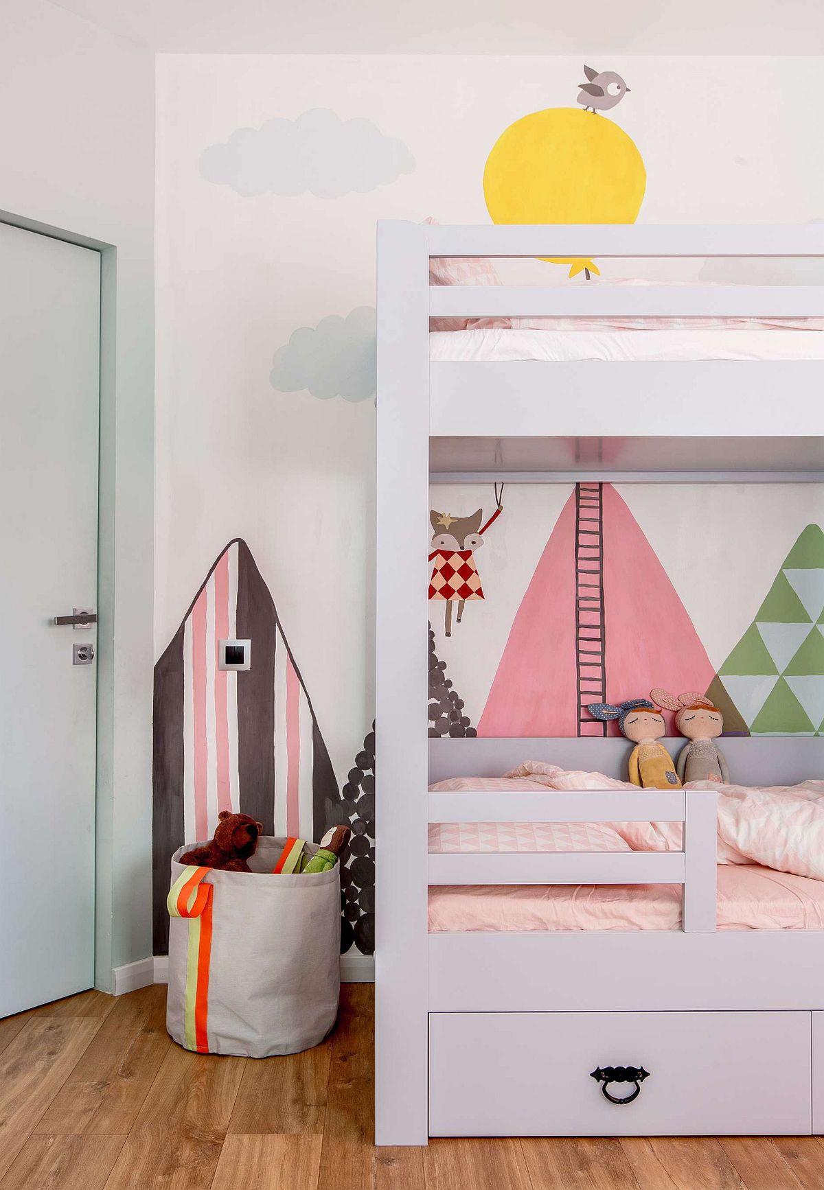 adelaparvu.com despre apartament 91 mp pentru o familie cu 4 copii, designer Aigul Sultanova, Foto Roman Spiridonov (14)