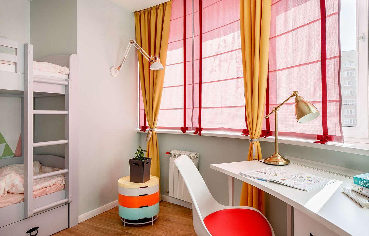 adelaparvu.com despre apartament 91 mp pentru o familie cu 4 copii, designer Aigul Sultanova, Foto Roman Spiridonov (15)