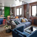 adelaparvu.com despre apartament 91 mp pentru o familie cu 4 copii, designer Aigul Sultanova, Foto Roman Spiridonov (22)