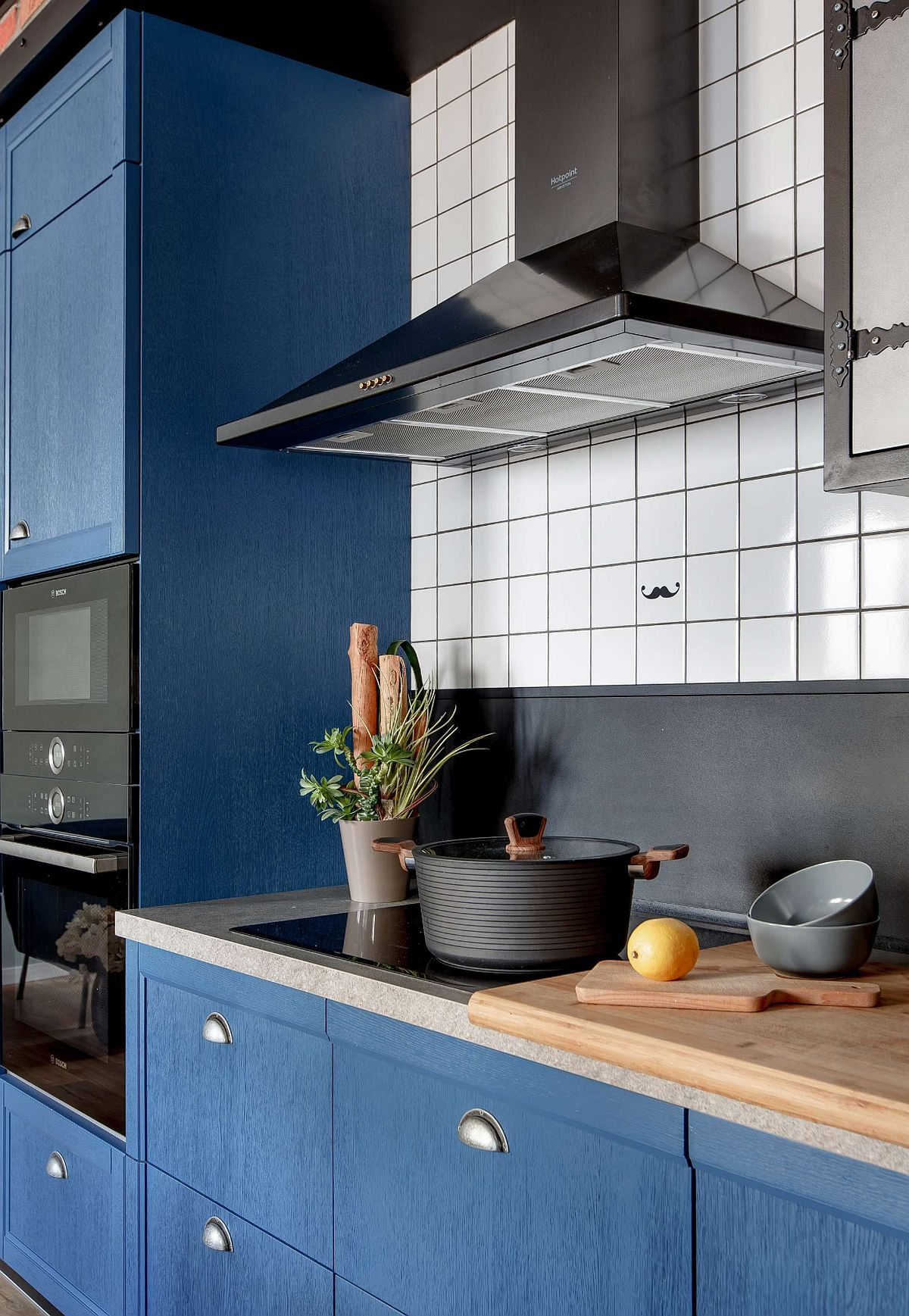 adelaparvu.com despre apartament 91 mp pentru o familie cu 4 copii, designer Aigul Sultanova, Foto Roman Spiridonov (6)