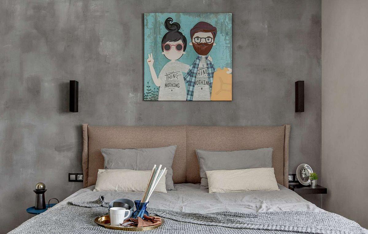 adelaparvu.com despre apartament 91 mp pentru o familie cu 4 copii, designer Aigul Sultanova, Foto Roman Spiridonov (8)