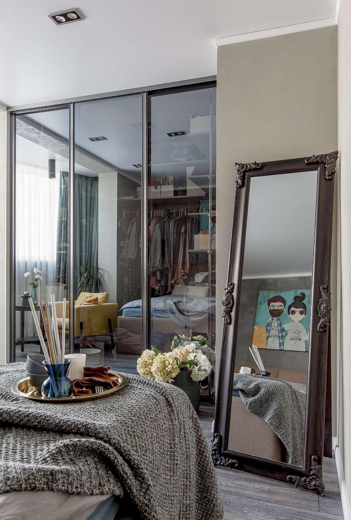 adelaparvu.com despre apartament 91 mp pentru o familie cu 4 copii, designer Aigul Sultanova, Foto Roman Spiridonov (9)