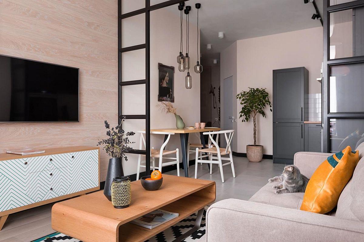adelaparvu.com despre apartamnt 2 camere 49 mp, design V Concept Studio, Foto Andrey Avdeenko (13)
