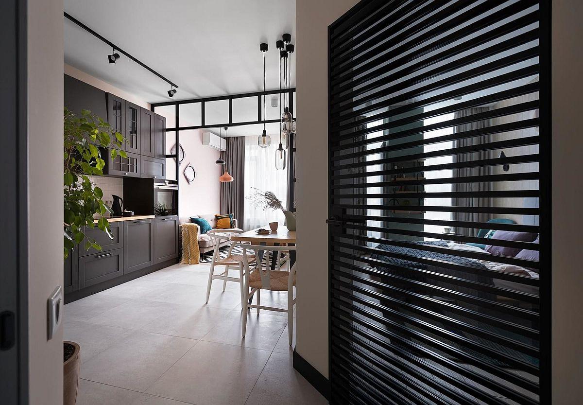 adelaparvu.com despre apartamnt 2 camere 49 mp, design V Concept Studio, Foto Andrey Avdeenko (4)