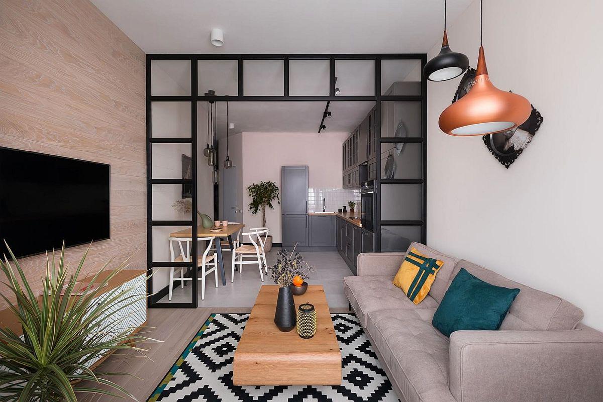 adelaparvu.com despre apartamnt 2 camere 49 mp, design V Concept Studio, Foto Andrey Avdeenko (6)