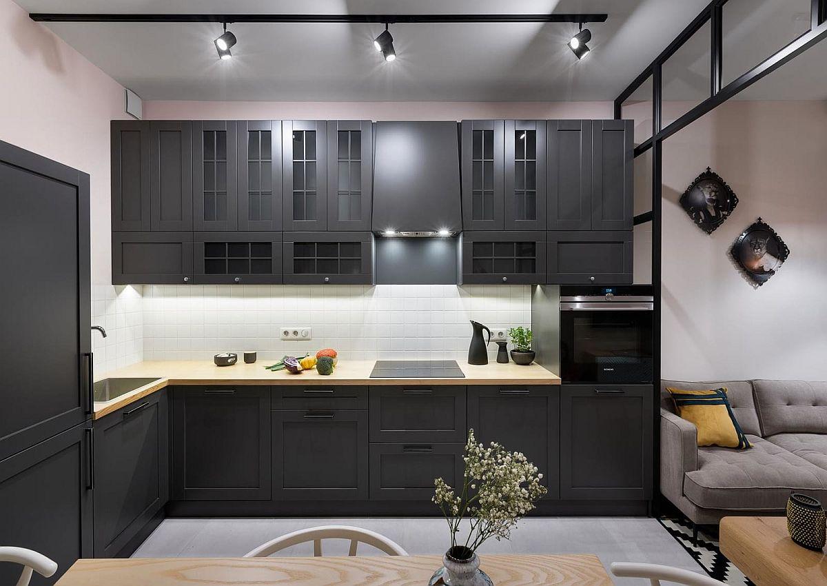 adelaparvu.com despre apartamnt 2 camere 49 mp, design V Concept Studio, Foto Andrey Avdeenko (7)