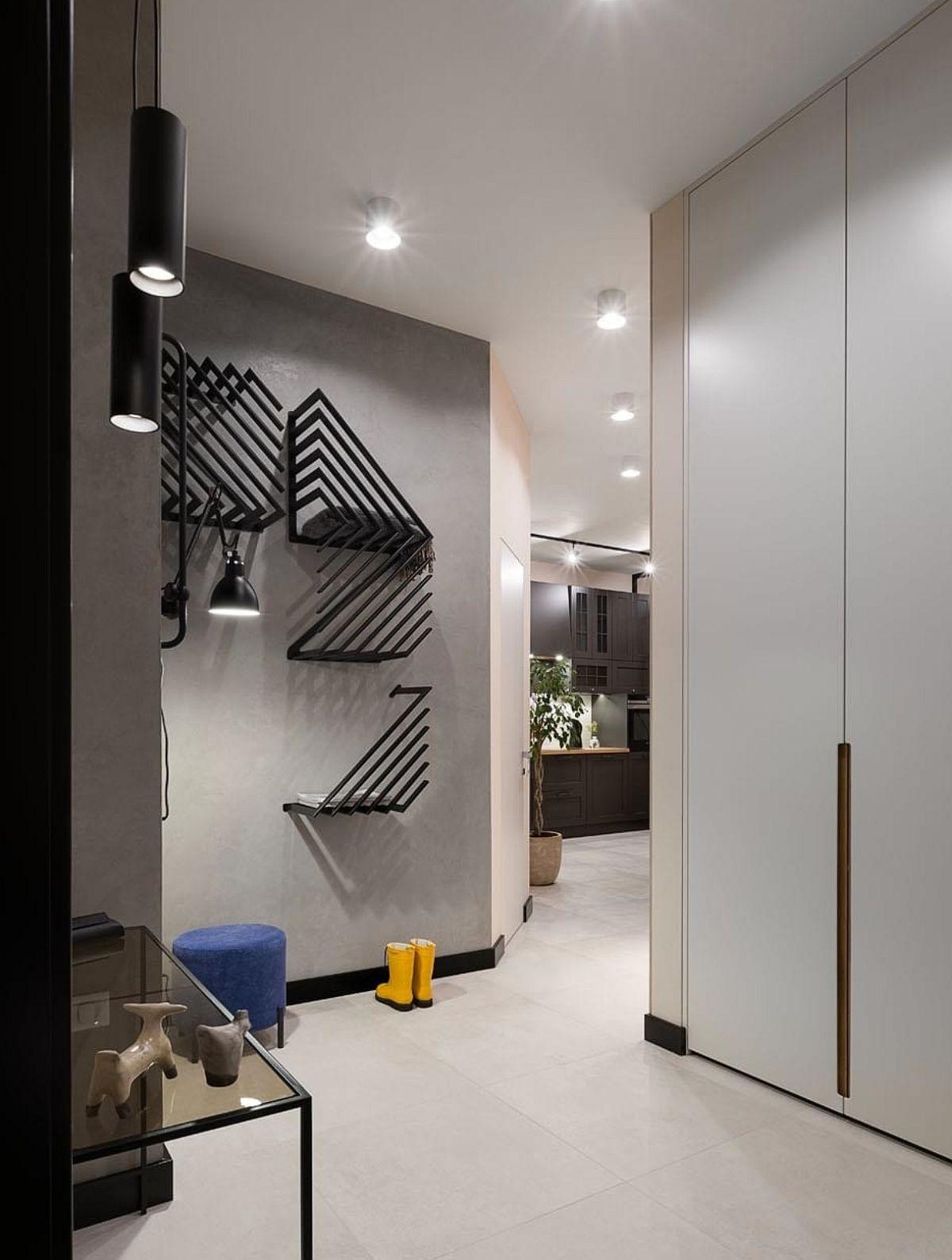 adelaparvu.com despre apartamnt 2 camere 49 mp, design V Concept Studio, Foto Andrey Avdeenko (8)