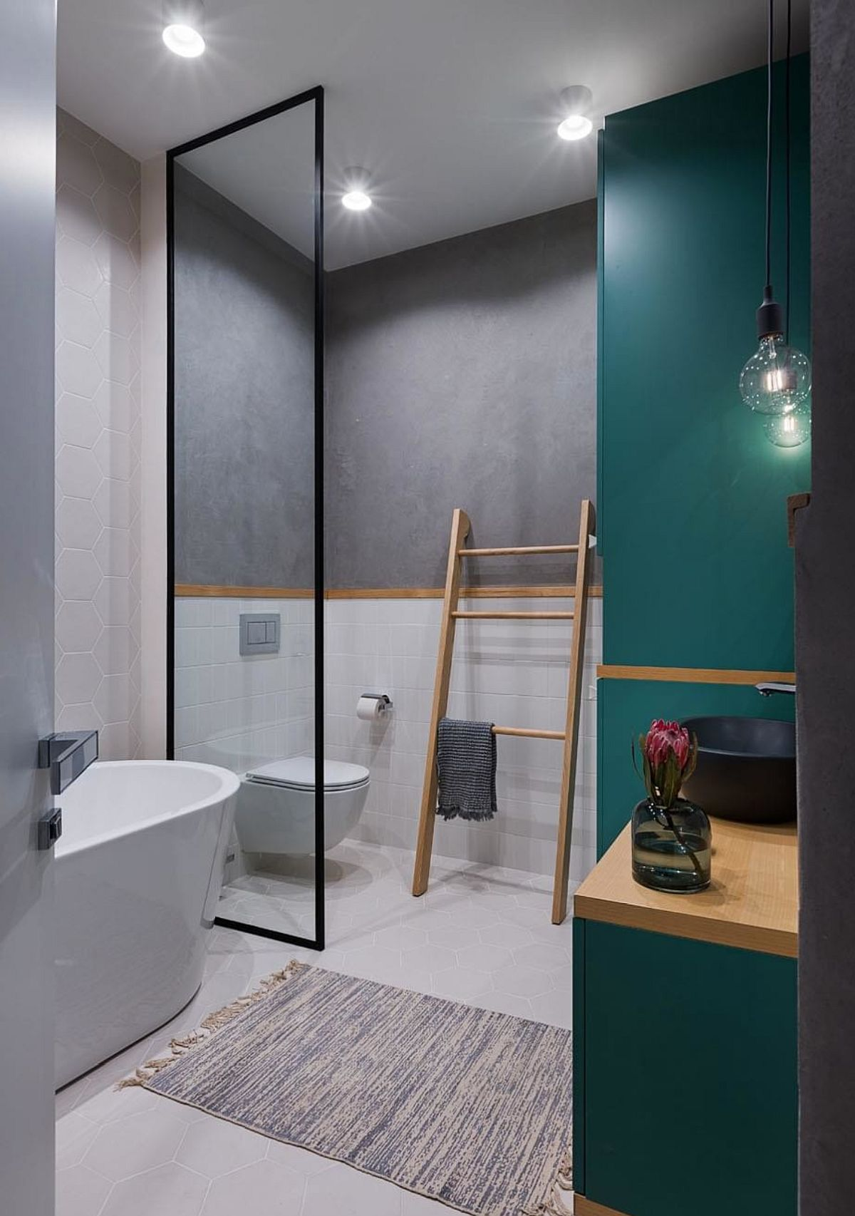 adelaparvu.com despre apartamnt 2 camere 49 mp, design V Concept Studio, Foto Andrey Avdeenko (9)