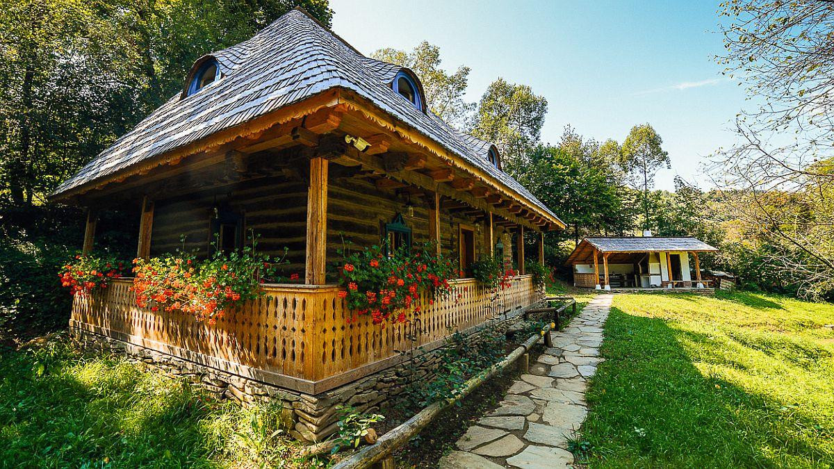 adelaparvu.com despre casa traditionala Maramures, Romania, pensiunea Casa lu Ion, Foto Dragos Asaftei (5)