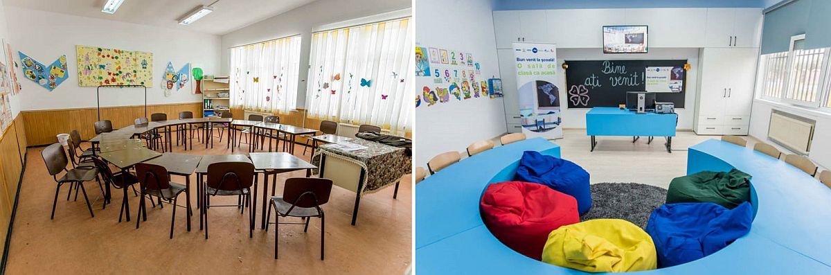 adelaparvu.com despre scoli frumoase in Romania, scoala Rasi proiect Adela Parvu, sponsor Procter and Gamble (1)