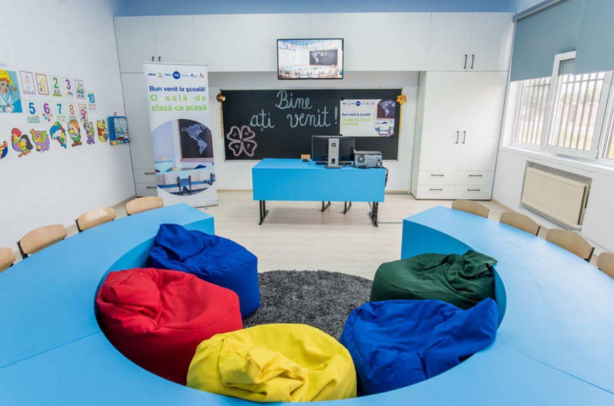 adelaparvu.com despre scoli frumoase in Romania, scoala Rasi proiect Adela Parvu, sponsor Procter and Gamble (3)