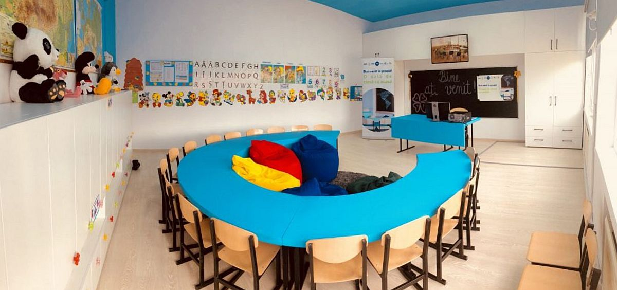 adelaparvu.com despre scoli frumoase in Romania, scoala Rasi proiect Adela Parvu, sponsor Procter and Gamble (4)