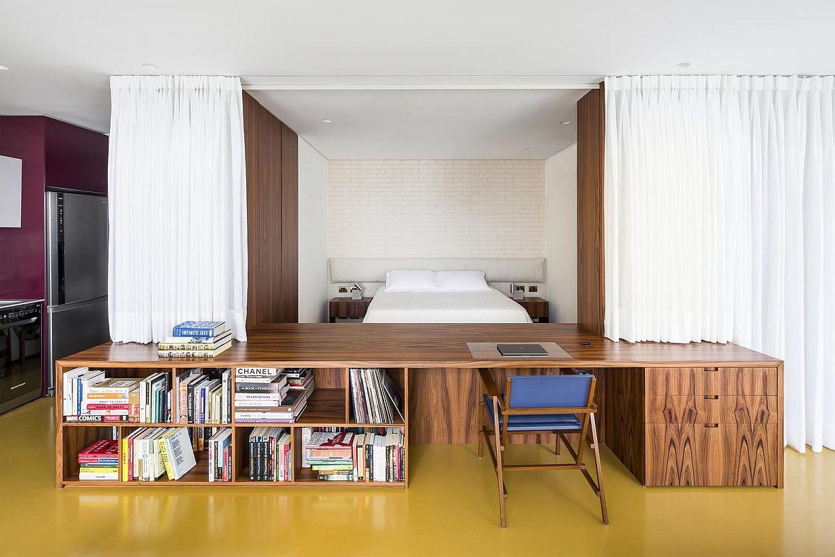 adelaparvu.com despre transformare apartament 70 mp, design Pascali Semerdjian Arquitetos (11)