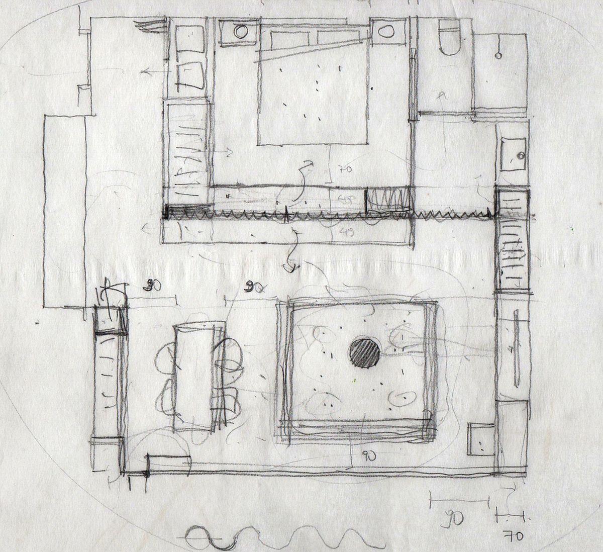 adelaparvu.com despre transformare apartament 70 mp, design Pascali Semerdjian Arquitetos (14)