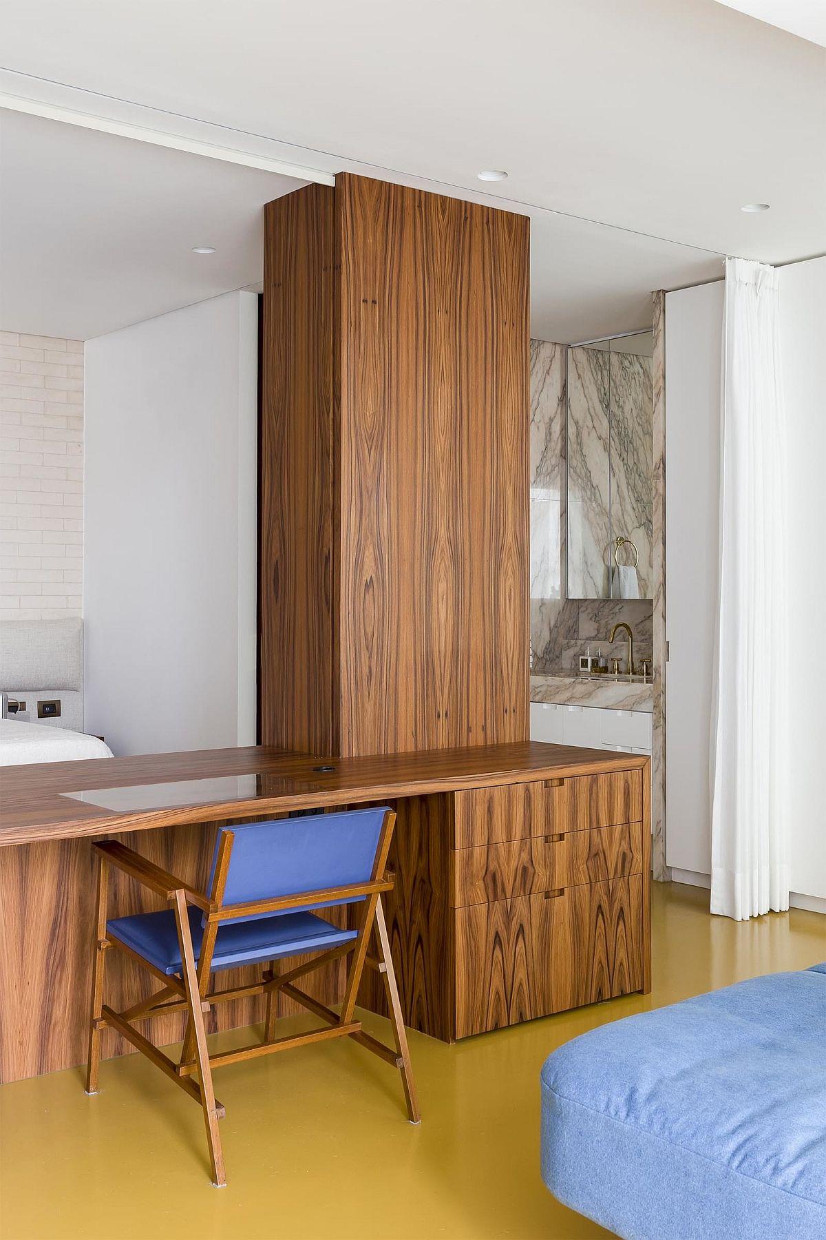 adelaparvu.com despre transformare apartament 70 mp, design Pascali Semerdjian Arquitetos (3)