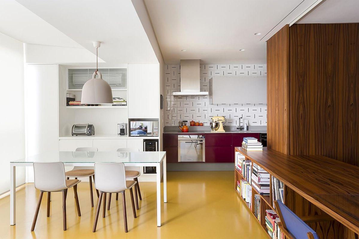 adelaparvu.com despre transformare apartament 70 mp, design Pascali Semerdjian Arquitetos (6)