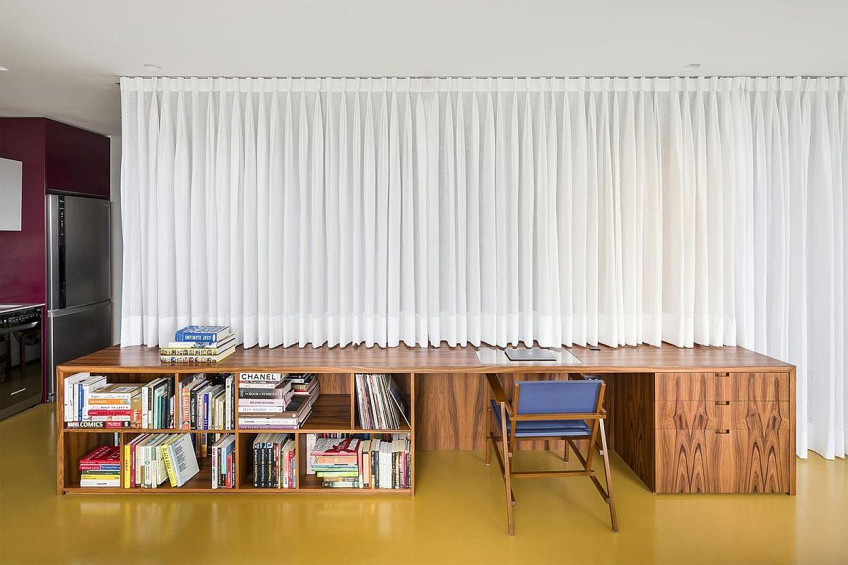 adelaparvu.com despre transformare apartament 70 mp, design Pascali Semerdjian Arquitetos (9)