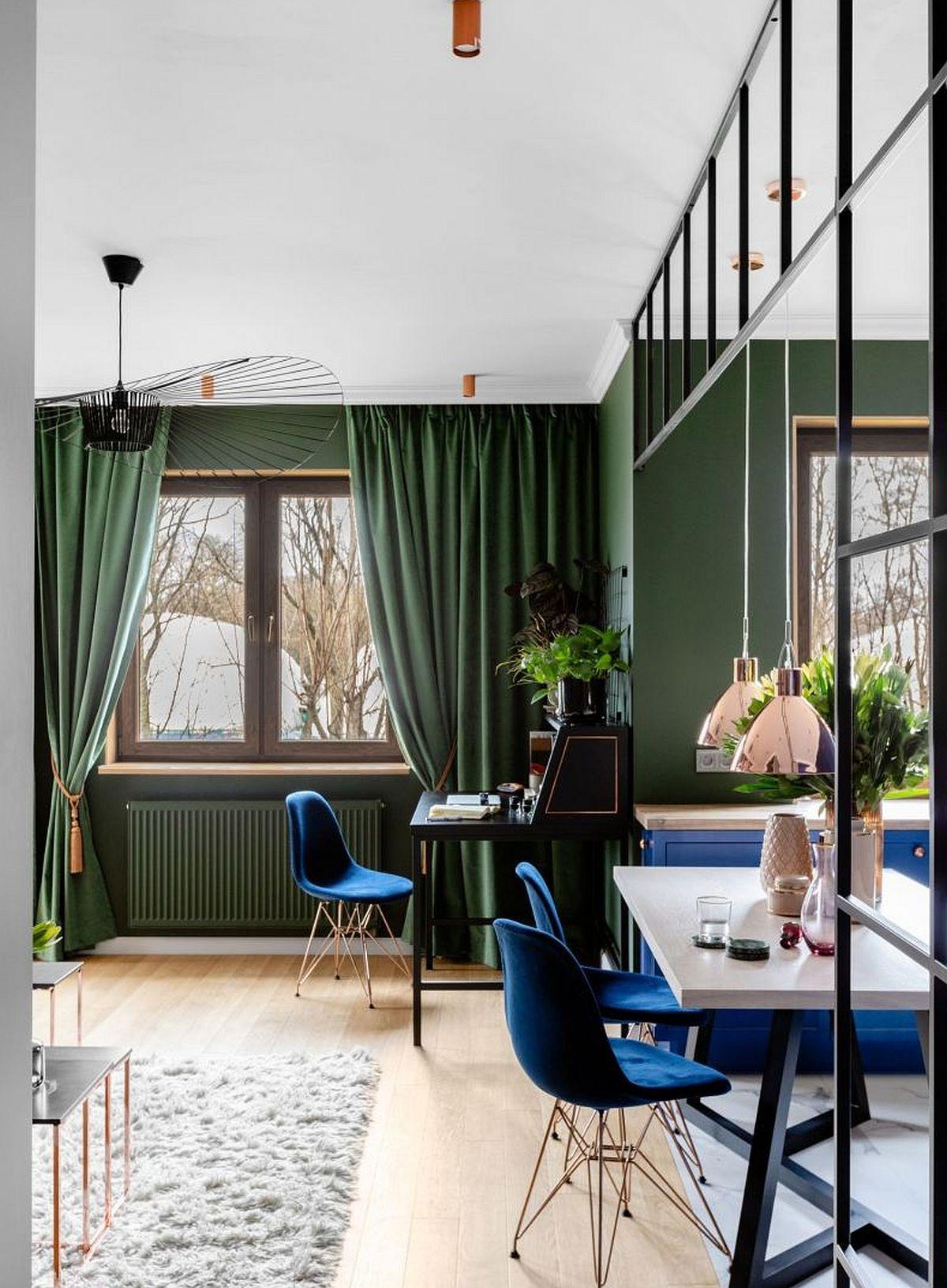 adelaparvu.com despre amenajare apartament 51 mp, Design Marta Wierzbicka-Patejuk, Foto Ajuko Studio (14)
