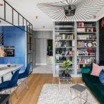 adelaparvu.com despre amenajare apartament 51 mp, Design Marta Wierzbicka-Patejuk, Foto Ajuko Studio (15)