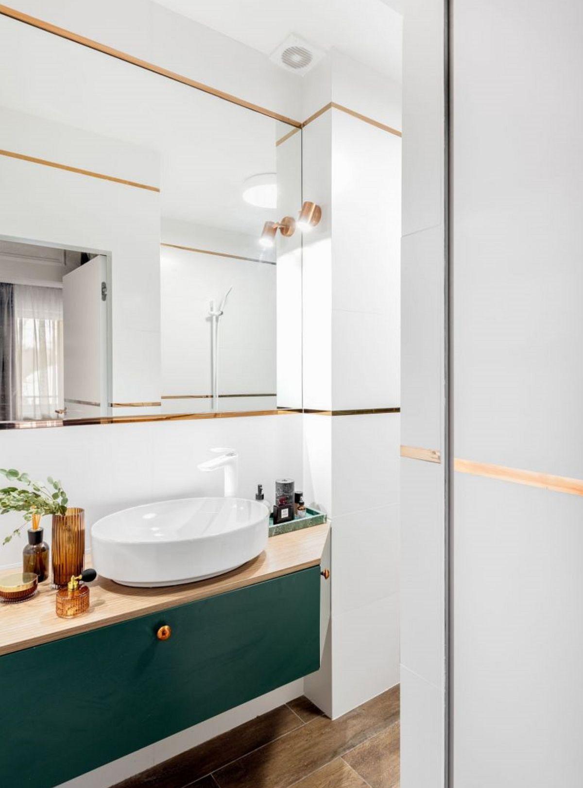 adelaparvu.com despre amenajare apartament 51 mp, Design Marta Wierzbicka-Patejuk, Foto Ajuko Studio (6)
