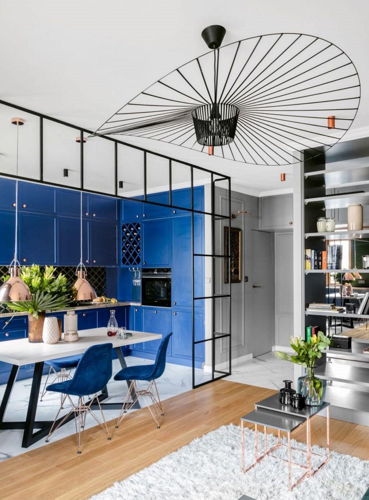 adelaparvu.com despre amenajare apartament 51 mp, Design Marta Wierzbicka-Patejuk, Foto Ajuko Studio (7)