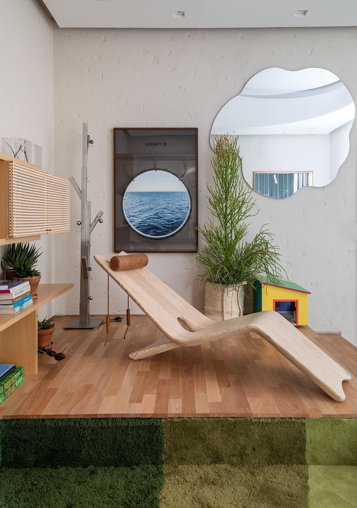 adelaparvu.com despre amenajare living, concept Casa Cor 2019, design interior Ana Sawaia, Foto Evelyn Muller (7)