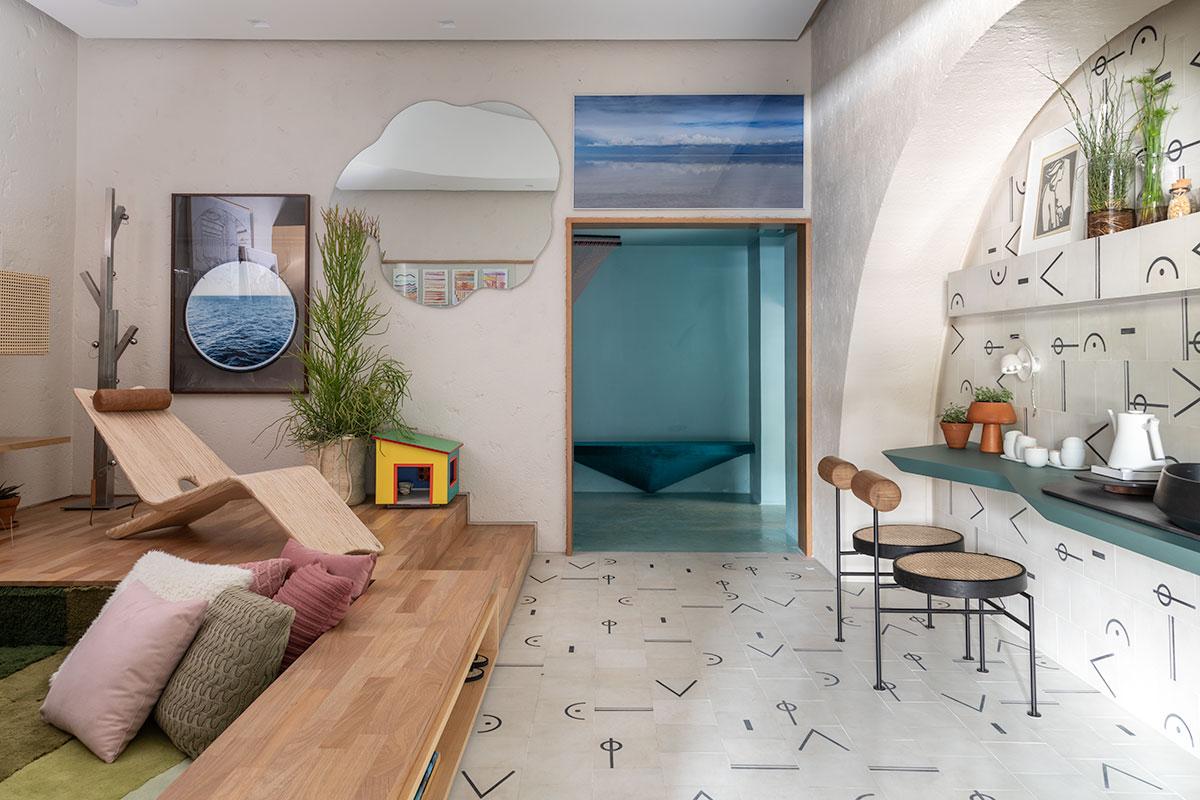 adelaparvu.com despre amenajare living, concept Casa Cor 2019, design interior Ana Sawaia, Foto Evelyn Muller (8)