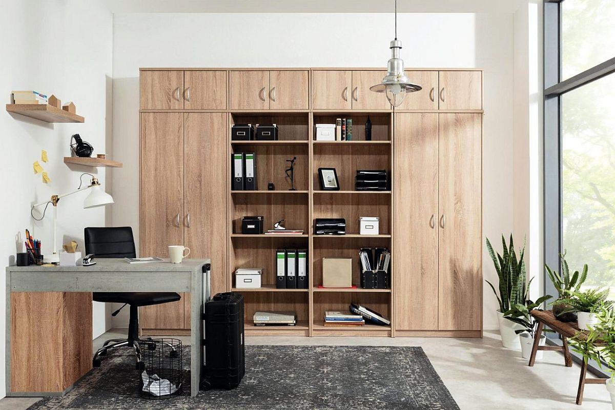 Gama de mobilier de birou KIEL. Vezi număr piese, materiale, dimensiuni și preț AICI.