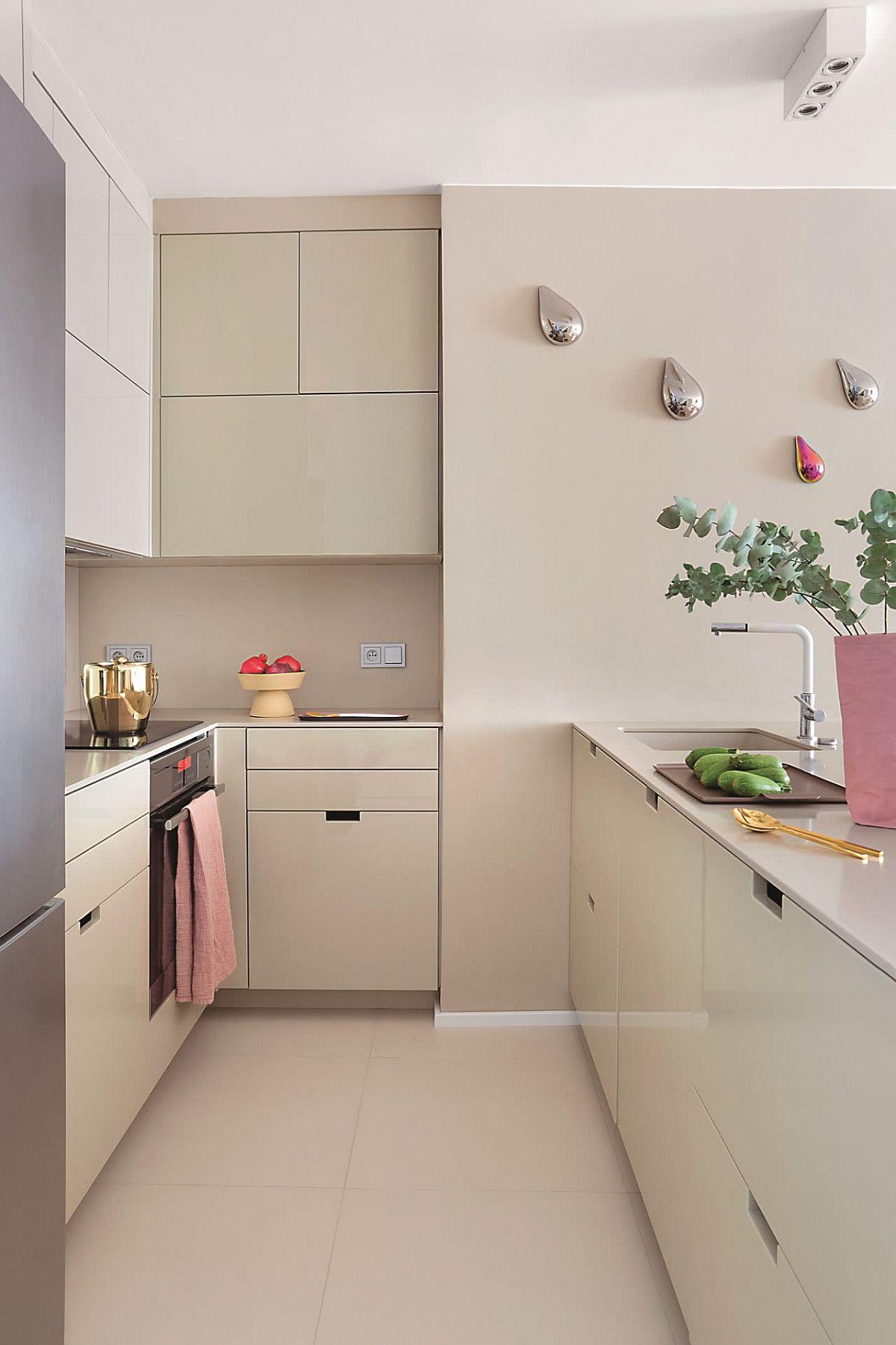 adelaparvu.vom despre amenajare mansarda in nuante pastelate, design Maria Rosaria Bocciuni, Foto Aneta Tryczynska (9)
