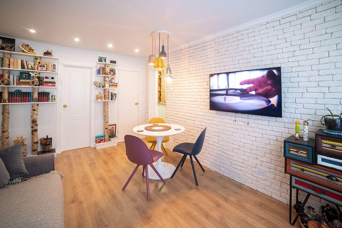adelaparvu.com despre amenajare apartament 2 camere Bucuresti, 60 mp, design Adela Parvu, Paul Domsa, Alderamin Studio, Foto Dragos Asaftei (18)