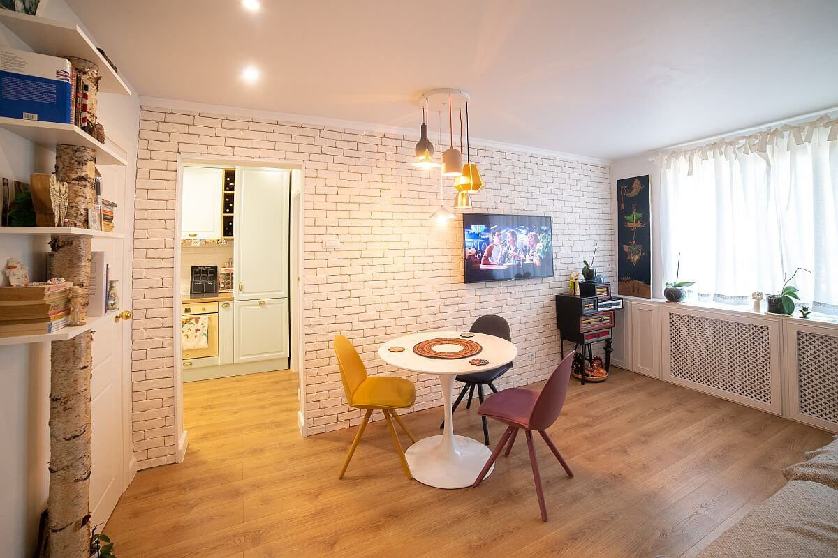 adelaparvu.com despre amenajare apartament 2 camere Bucuresti, 60 mp, design Adela Parvu, Paul Domsa, Alderamin Studio, Foto Dragos Asaftei (19)