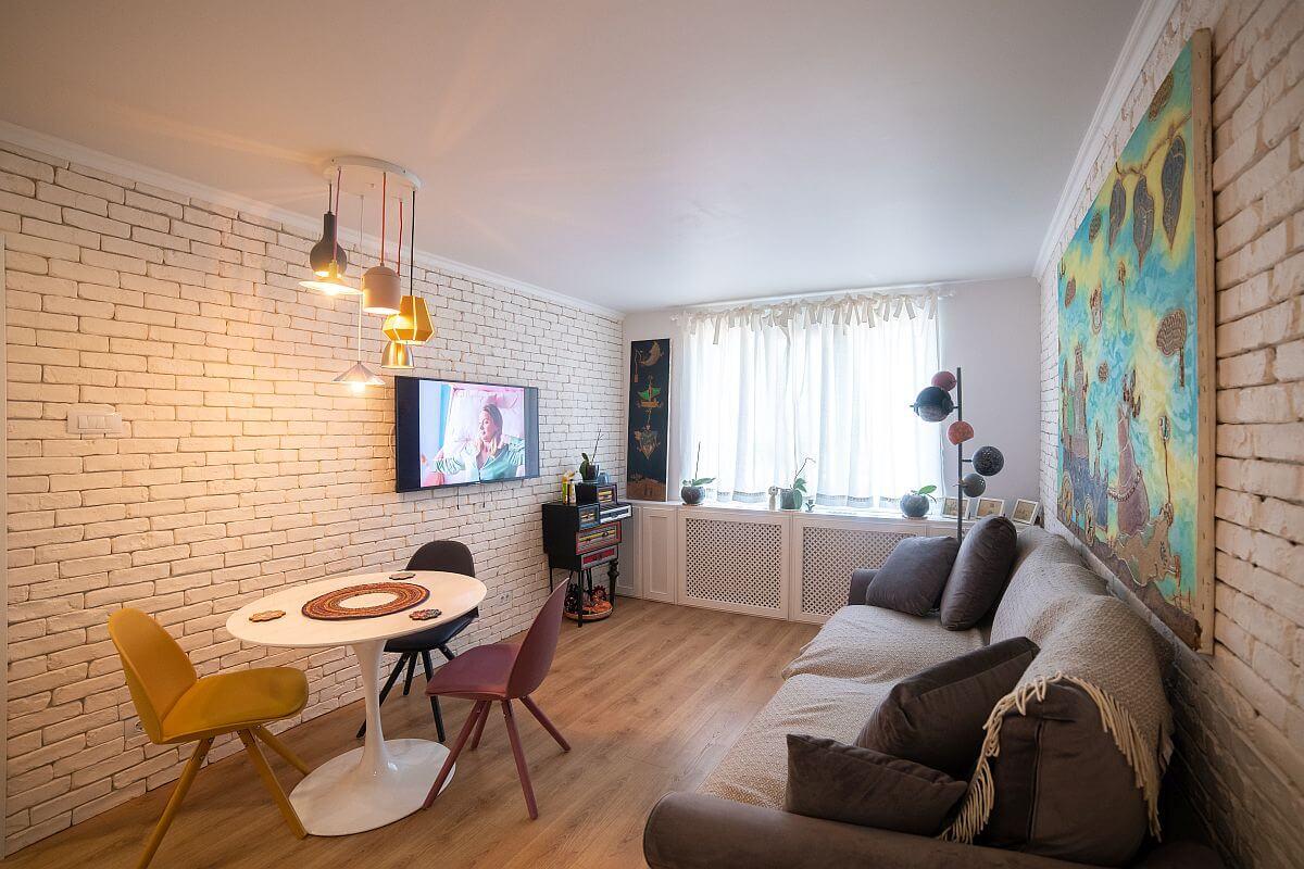adelaparvu.com despre amenajare apartament 2 camere Bucuresti, 60 mp, design Adela Parvu, Paul Domsa, Alderamin Studio, Foto Dragos Asaftei (20)