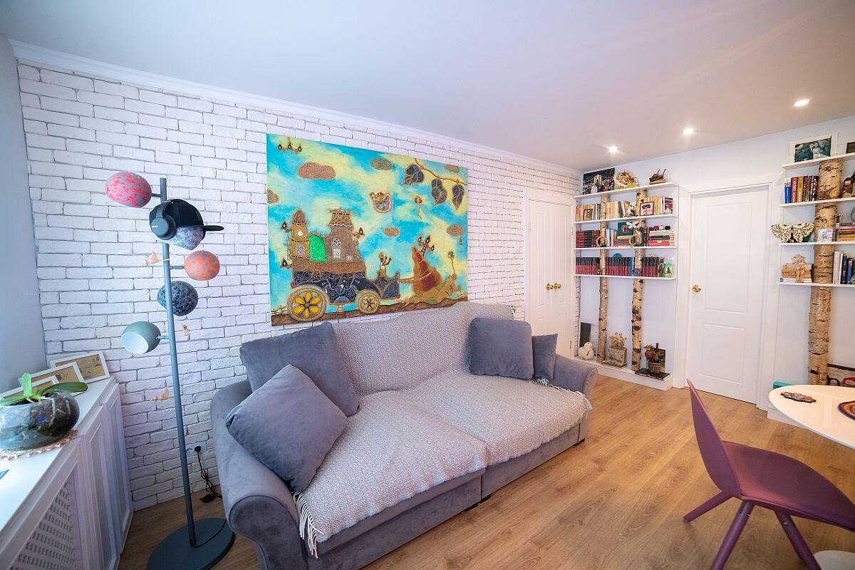 adelaparvu.com despre amenajare apartament 2 camere Bucuresti, 60 mp, design Adela Parvu, Paul Domsa, Alderamin Studio, Foto Dragos Asaftei (21)