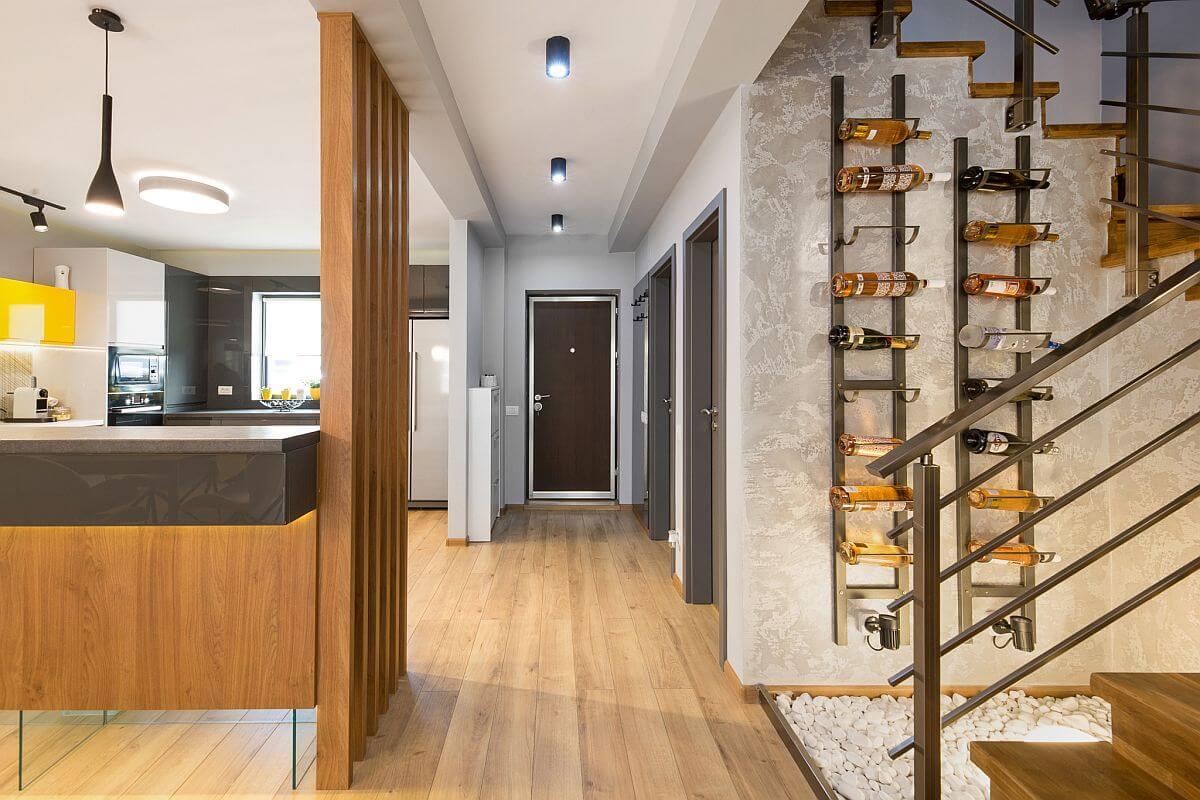 adelaparvu.com despre amenajare casa 144 mp Bucuresti, design interior Next Interior, Foto Andreea Dobrescu Photography (1)