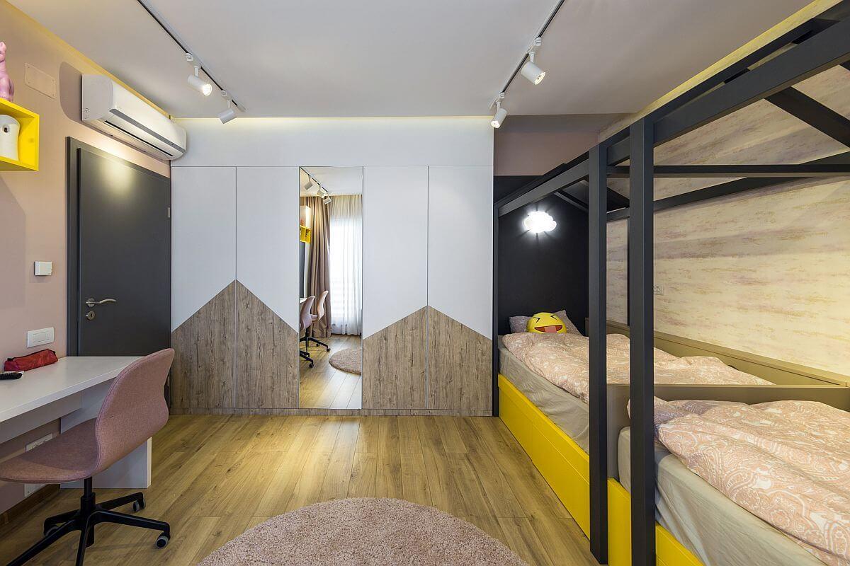 adelaparvu.com despre amenajare casa 144 mp Bucuresti, design interior Next Interior, Foto Andreea Dobrescu Photography (10)