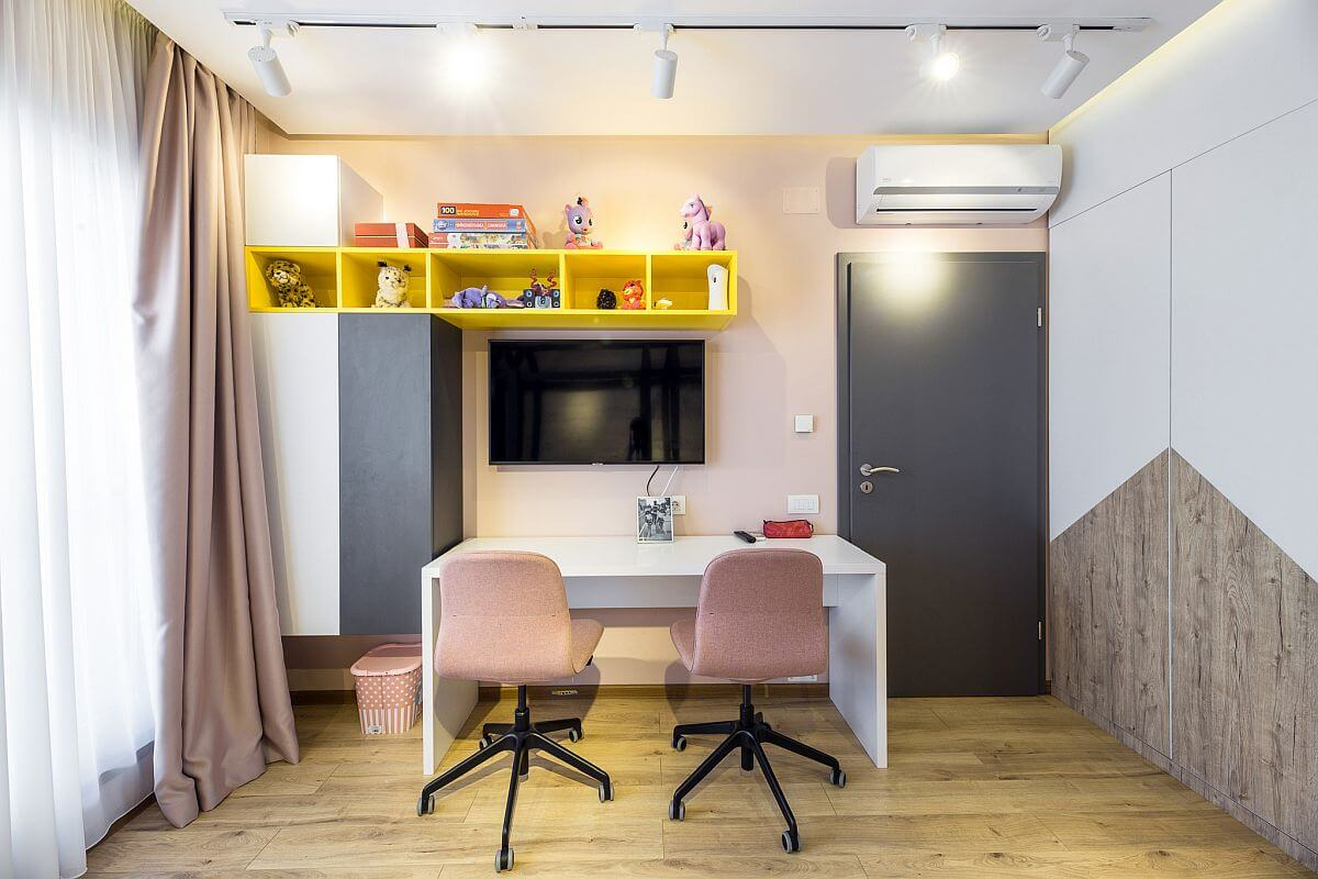 adelaparvu.com despre amenajare casa 144 mp Bucuresti, design interior Next Interior, Foto Andreea Dobrescu Photography (12)