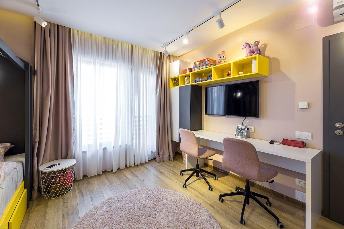 adelaparvu.com despre amenajare casa 144 mp Bucuresti, design interior Next Interior, Foto Andreea Dobrescu Photography (13)